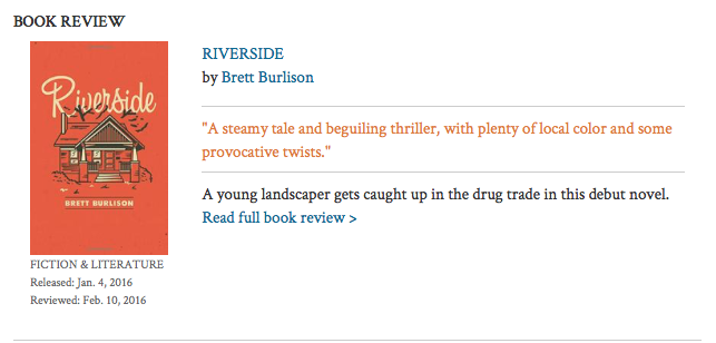 Riverside - Kirkus Reviews